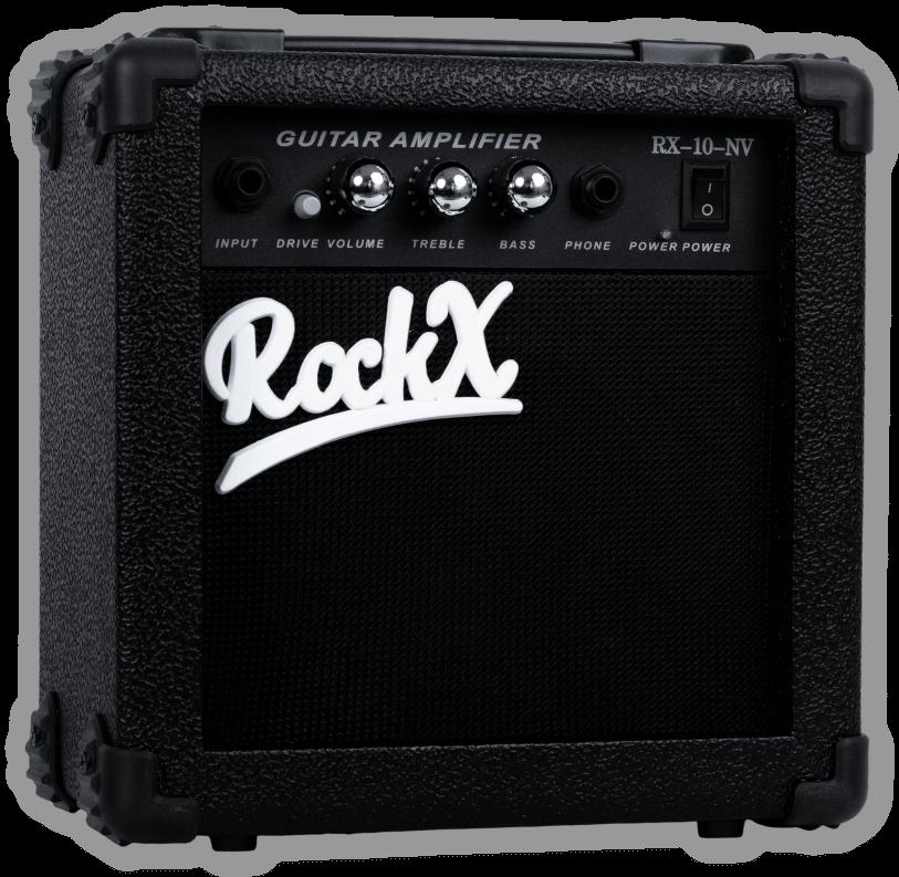 RockX RX-10-NV, Guitar Amplifier