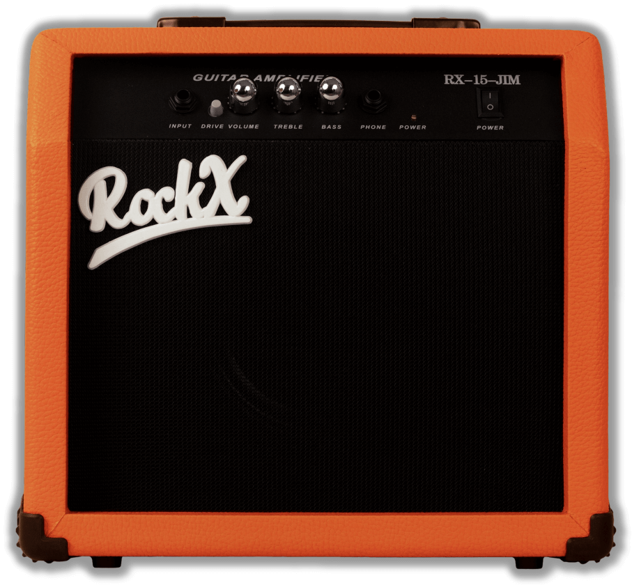 RockX RX-15-JIM, Guitar Amplifier