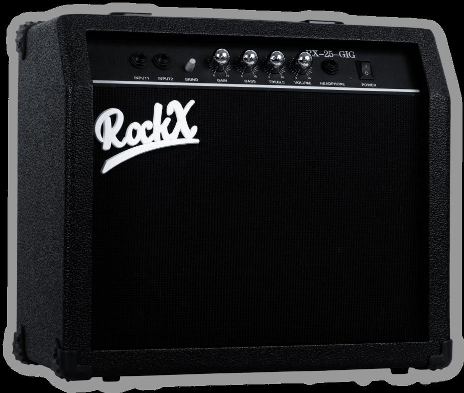 RockX RX-25-GIG, Guitar Amplifier