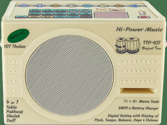 Taal Tarang Power, Electronic Tabla