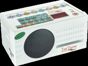 Taal Tarang Digital Compact, Electronic Tabla