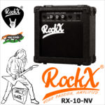 RockX Guitar Amplifier RX-!0-NV