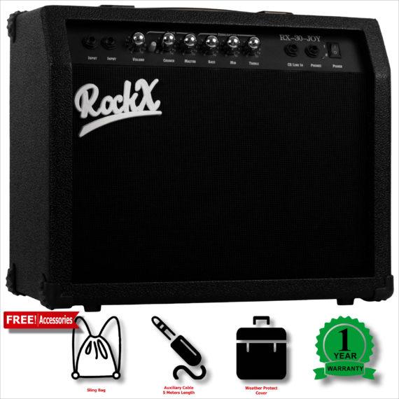 RockX Guitar Amplifier RX-30-JOY